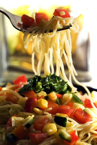Delicious pasta will grave tables around the globe tomorrow as World Pasta Day is celebrated with a toss of the sauce.
