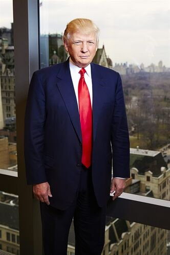 Donald Trump from