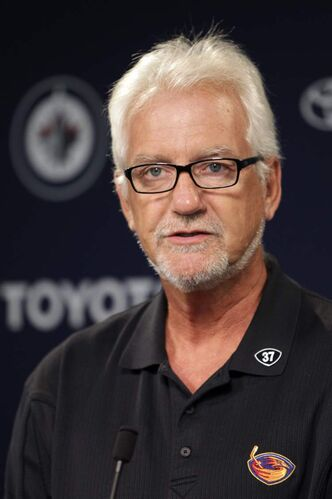 Graham Snyder, father of the late Thrashers player Dan Snyder, is very grateful to Jets GM Kevin Cheveldayoff for keeping his son's memory — and the award in his honour — alive after the relocation to Winnipeg.