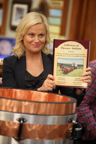 The irrepressible Amy Poehler.