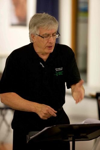 Canzona's artistic director and conductor Henry Engbrecht is leaving the group after its 25th season.