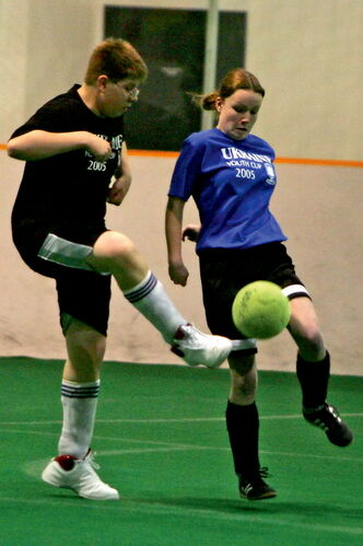 Registration for indoor soccer and other cold-weather sports is planned for clubs including Gateway Recreation Centre.