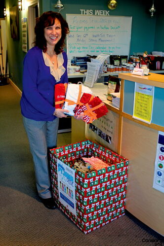 For the last three years, Suzanne Stitt has been organizing a holiday pyjama drive for needy children across the city.