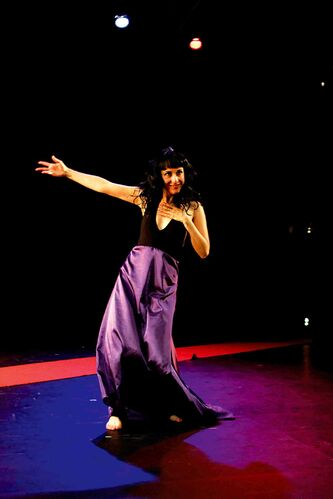 Winnipeg dancer and choreographer Renee Vandale is set to perform at the closing cabaret and reception of FemFest 2013 on Sept. 21.