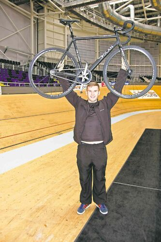 David Daniell, who won a silver medal at the 2010 Commonwealth Games in Delhi, is now a coach at the Chris Hoy Velodrome, the track cycling venue for the 2014 Commonwealth Games in Glasgow.