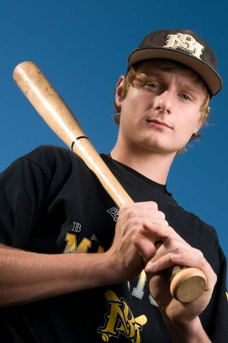 Catcher Chris Shaw was Manitoba's Player of the Year in 2010 and won team silver in Colombia in 2011.