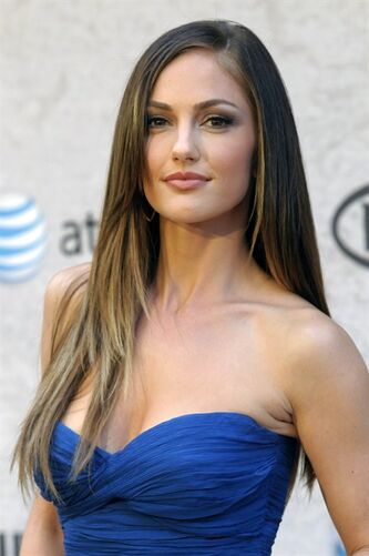 FILE - This June 4, 2011 file photo shows actress Minka Kelly arriving at the Spike TV Guys Choice Awards , in Culver City, Calif. Derek Jeter is a free agent again. After three years together, the Yankees captain has broken up with Kelly, the actress' agent told The Associated Press. (AP Photo/Dan Steinberg, File)