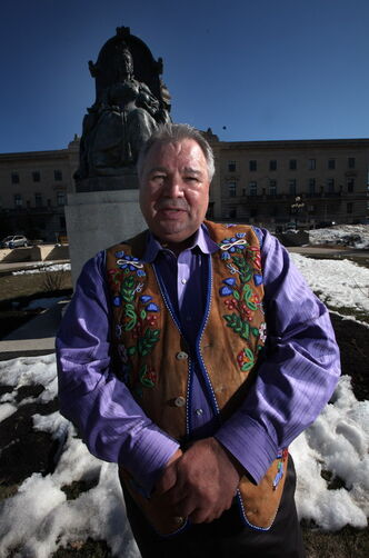 Metis leader David Chartrand says the ruling means Ottawa will have to deal with Metis issues.