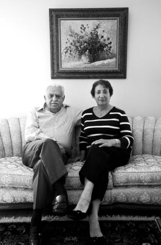 When Laila and Farouk Chebib came to Winnipeg, the Islamic community was so small, prayers were held in the Unitarian Church. 'Slowly the city grew and the community grew, and we figured we needed a place of our own.'