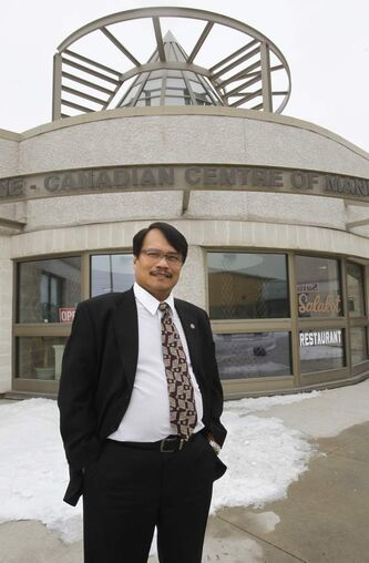 The Philippine-Canadian Centre's Lito Taruc: