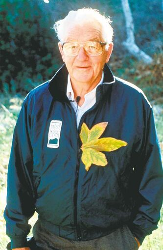 Wolf Willow author Wallace Stegner