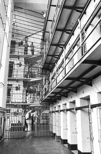 Opened in 1835, Kingston Penitentiary closes its gates for the last time on Sept. 30.