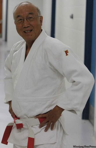 Moe Oye has been Sensei to three Olympians.