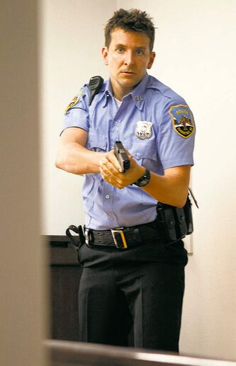 Bradley Cooper plays a cop in The Place Beyond the Pines.