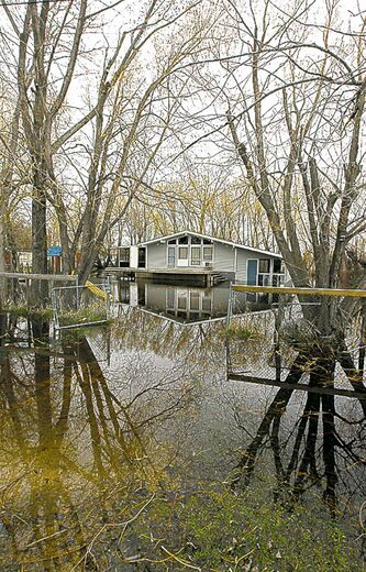 TREVOR HAGAN / WINNIPEG FREE PRESS files