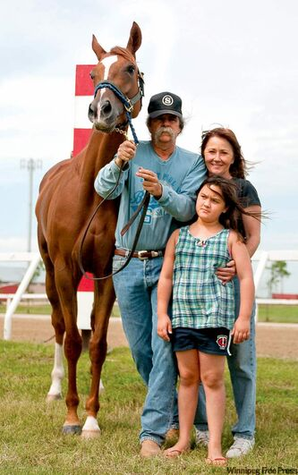 HADAS PARUSH / WINNIPEG FREE PRESS