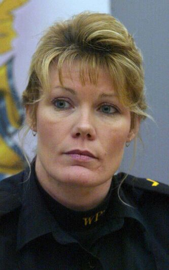 Former Const. Shelly Glover, seen here in 2004.