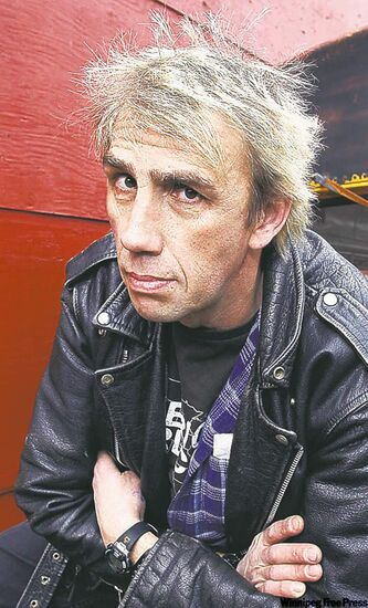 D.O.A. frontman Joe Keithley.