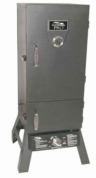 Masterbuilt Pro Dual Fuel  Smoker Gas/Charcoal
