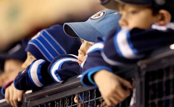 Young hockey players dream of being at centre ice as young fans (and parents) filled the MTS Centre for the third annual Winnipeg Jets Skills Competition Wednesday evening.