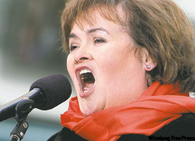 Britain's Got Talent produced global singing talent Susan Boyle.
