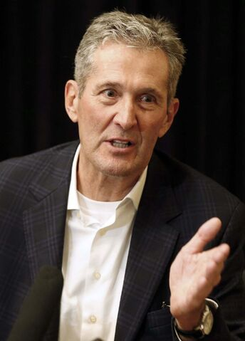 JOHN WOODS / THE CANADIAN PRESS FILES</p><p>Manitoba Premier Brian Pallister</p>