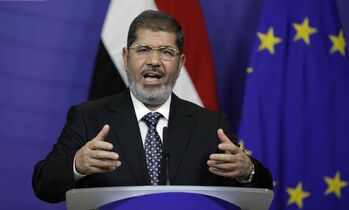 Egypt's ousted president, Mohamed Morsi, was sentenced last week to 20 years in prison without parole on charges related to the killing of 10 protesters.
