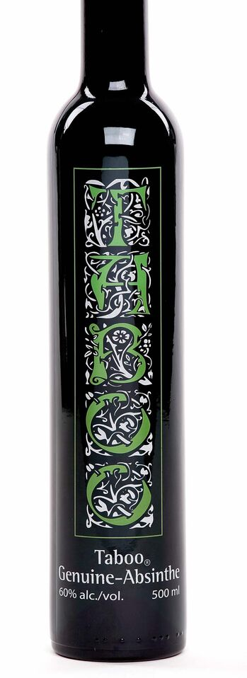Canada now produces absinthe, including Okanagan Spirit's Taboo.