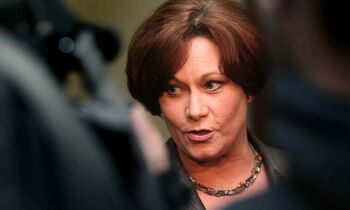 Former jobs and the economy minister Theresa Oswald is seen as a potential leadership candidate.