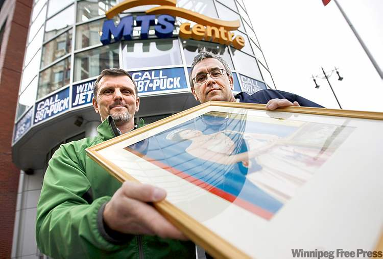 Photos by TREVOR HAGAN / WINNIPEG FREE PRESS 