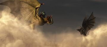 FILE - This file image released by DreamWorks Animation shows a scene from