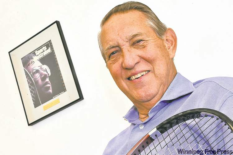 WASHINGTON POST FILE PHOTOFormer U.S. Davis Cup team captain and sports agent Donald Dell used his tennis skills to build a network, and a business giving advice on the secrets of networking.