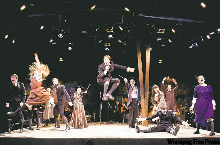 Provocative material is the hallmark of the musical Spring Awakening.