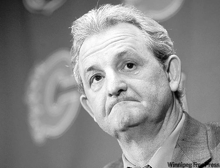 Former Flames general manager Darryl Sutter may be a better coach than GM.