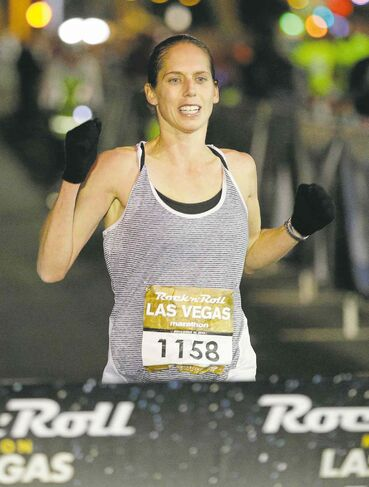 John Locher / Associated Press