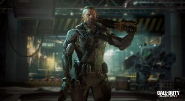 This image released by Activision shows a scene from