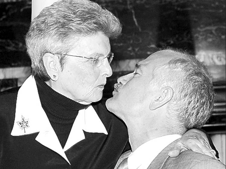 FRED CHARTRAND / CANADIAN PRESS ARCHIVES