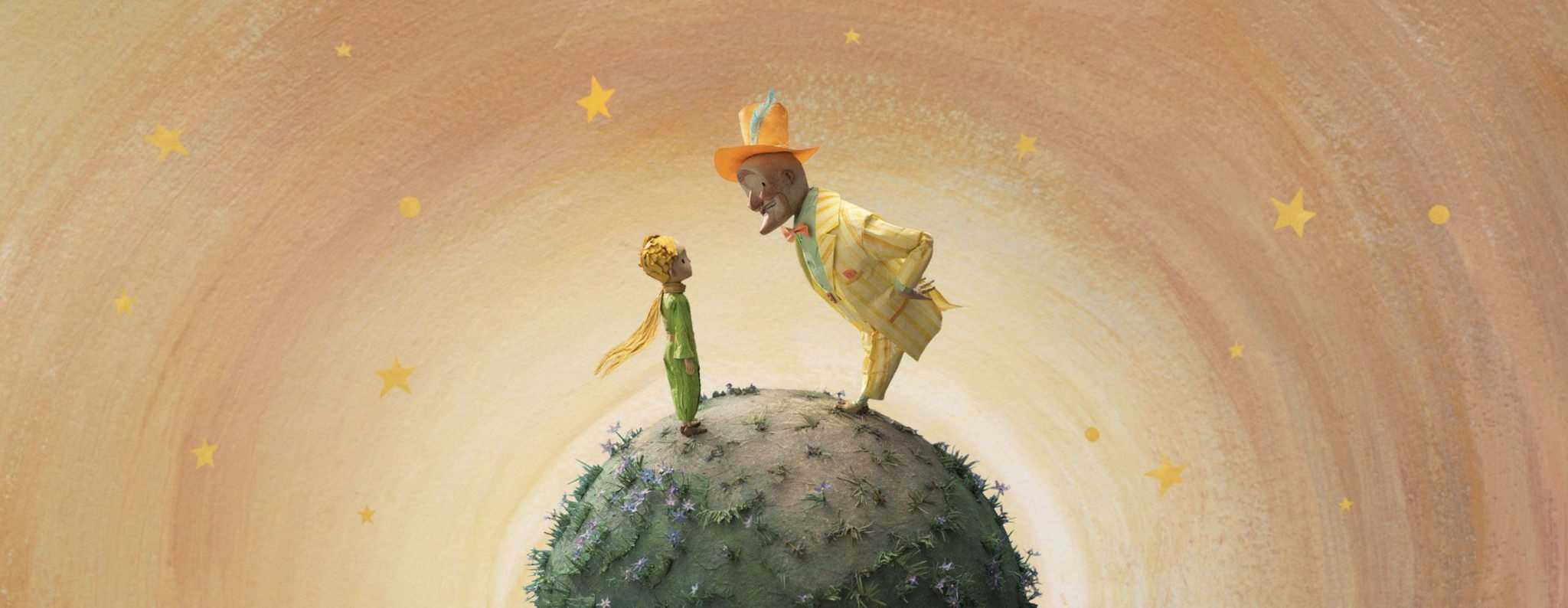 ONYX FILMS</p><p>The Little Prince's blend of animation styles is startlingly beautiful.</p>