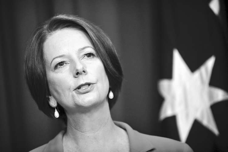 Australian Prime Minister Julia Gillard has  become the butt of jokes.