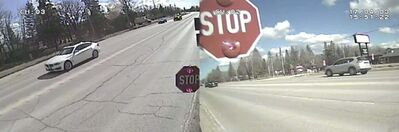 SUPPLIED </p><p>Released as part of Think of Us on the Bus campaign to highlight issue of traffic passing school buses while the buses red lights and stop signs are active.</p>