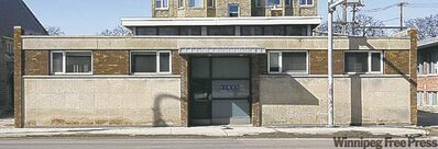 Now a place of worship, 190 Osborne St. N (1953) first housed a medical clinic.