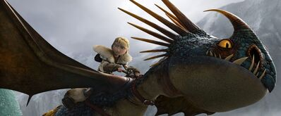 Hot To Train Your Dragon 2.