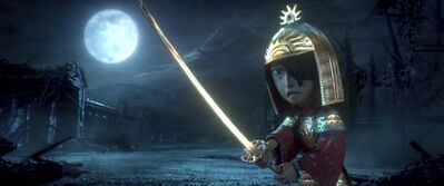 Laika Studios / Focus Features</p><p>Kubo, voiced by Art Parkinson, is the protagonist in Kubo and the Two Strings, which draws on traditional Japanese folktales for its story.</p></p>