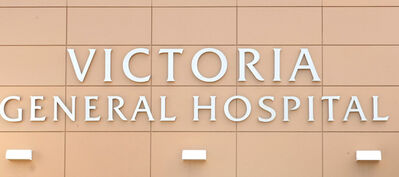 Victoria General Hospital received an A+ ranking.