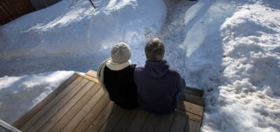 A Winnipeg couple hopes to retire in British Columbia.