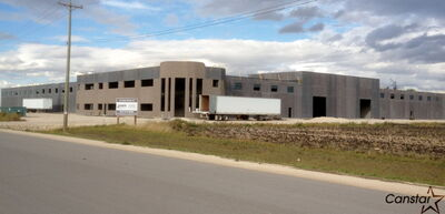 AMC Foam Technologies' new headquarters is set to open within a year.