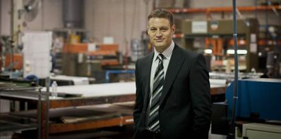 Argus Industries president and CEO Mike Easton says his company is always trying to gain an edge on the competition.