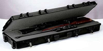 Single Long-Gun Rifle Case