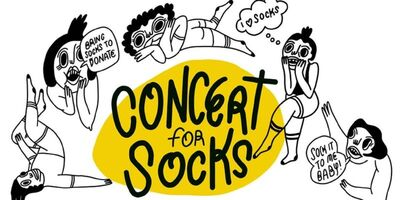 supplied</p><p>Concert for Socks takes place on Friday, Nov. 15, at the West End Cultural Centre.</p>