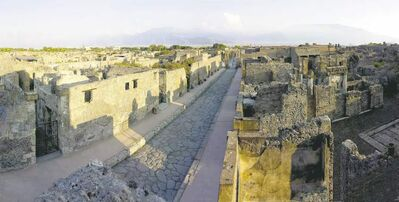 Pompeii's extraordinary end still fascinates, making it one of the world's most-visited ancient sites.